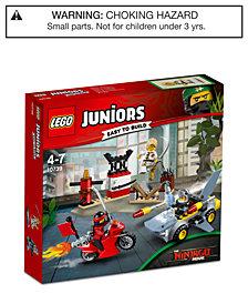 LEGO® 108-Pc. Juniors Shark Attack Set 10739