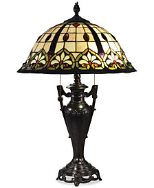 Dale Tiffany Kerne Tiffany Table Lamp