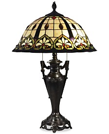 Dale Tiffany Kerne Tiffany Table Lamp