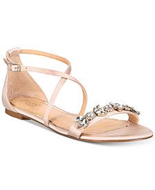 Jewel Badgley Mischka Tessy Sandals