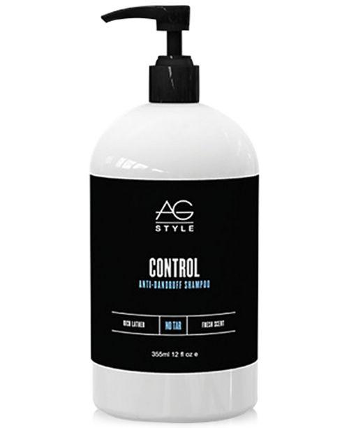 Control Anti-Dandruff Shampoo, 12-oz., from PUREBEAUTY Salon & Spa