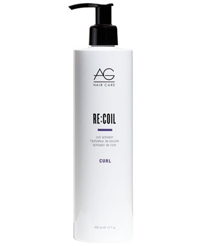 AG Hair Re:Coil Curl Activator, 12-oz., from PUREBEAUTY Salon & Spa