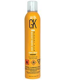 GKHair Light Hold Hairspray, 10-oz., from PUREBEAUTY Salon & Spa