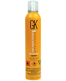 GKHair Strong Hold Hairspray, 10-oz., from PUREBEAUTY Salon & Spa
