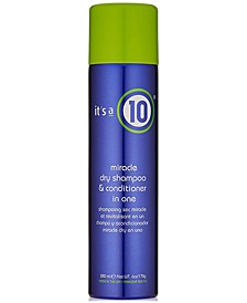 Miracle Dry Shampoo & Conditioner In One, 6-oz., from PUREBEAUTY Salon & Spa