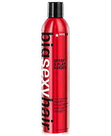 Sexy Hair Big Sexy Hair Spray & Play Harder, 10-oz., from PUREBEAUTY Salon & Spa