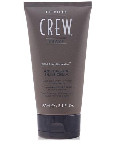 American Crew Moisturizing Shave Cream, 5-oz., from PUREBEAUTY Salon & Spa