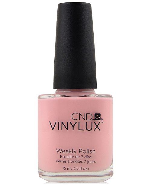 CND Creative Nail Design Vinylux Be Demure Nail Polish, from PUREBEAUTY Salon & Spa