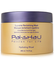 Pai Shau Supreme Revitalizing Mask, 9.5-oz., from PUREBEAUTY Salon & Spa