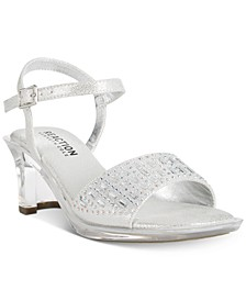 Cind-R-Ella Embellished Sandals, Little Girls & Big Girls