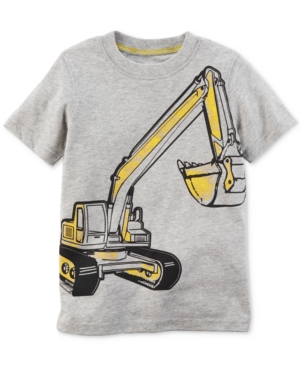 Carters GraphicPrint Cotton TShirt Toddler Boys (2T5T)
