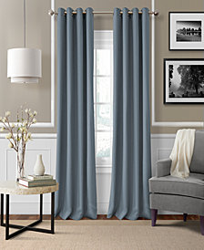 "Elrene Essex Grommet Linen 50"" x 108"" Panel"