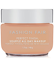 Fashion Fair Perfect Finish Soufflé All Day Makeup, 1.7-oz.