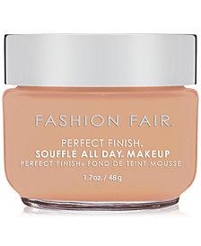 Fashion Fair Perfect Finish Soufflé All Day Makeup, 1.7-oz.