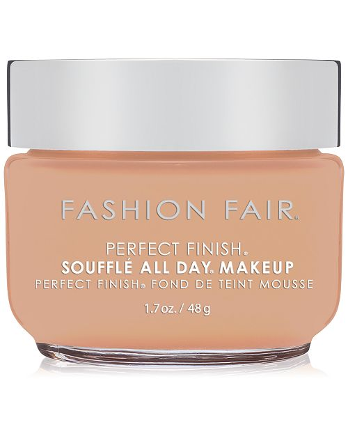 Fashion Fair Perfect Finish Soufflé All Day Makeup, 1.7-oz