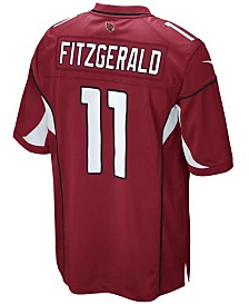 Nike Men's Larry Fitzgerald Arizona Cardinals Game Jersey