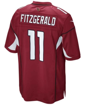 Nike Men's Larry Fitzgerald Arizona Cardinals Game Jersey
