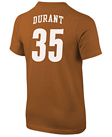 Nike Kevin Durant Texas Longhorns Future Start Replica T-Shirt, Big Boys (8-20)