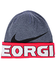Nike Georgia Bulldogs Training Beanie Knit Hat