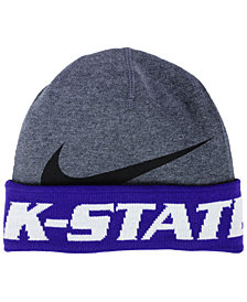 Nike Kansas State Wildcats Training Beanie Knit Hat