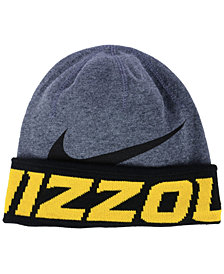 Nike Missouri Tigers Training Beanie Knit Hat