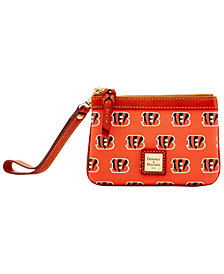 Dooney & Bourke Cincinnati Bengals Exclusive Wristlet