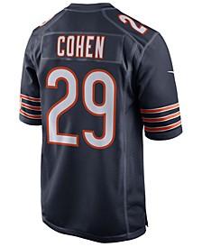 Men's Tarik Cohen Chicago Bears Game Jersey