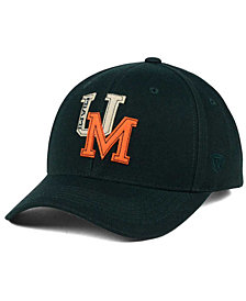 Top of the World Miami Hurricanes Venue Adjustable Cap