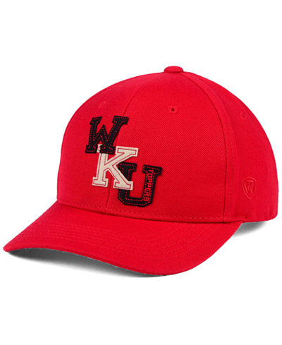 Top of the World Western Kentucky Hilltoppers Venue Adjustable Cap