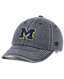 Top of the World Michigan Wolverines Grinder Adjustable Cap