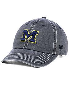 Top of the World Michigan Wolverines Grinder Adjustable Cap