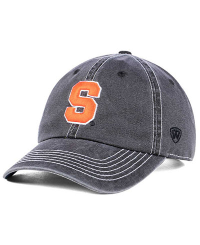 Top of the World Syracuse Orange Grinder Adjustable Cap
