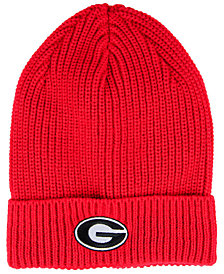 Nike Georgia Bulldogs Cuffed Knit Hat