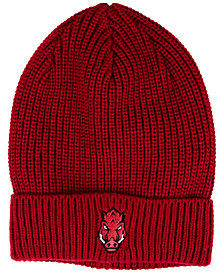 Nike Arkansas Razorbacks Cuffed Knit Hat
