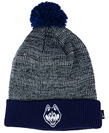 Nike Connecticut Huskies Heather Pom Knit Hat