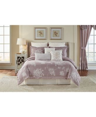 CLOSEOUT! Liliana 4-Pc. King Comforter Set