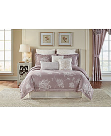 CLOSEOUT! Croscill Liliana 4-Pc. King Comforter Set