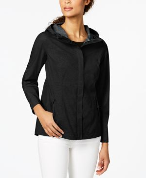 Image of 32 Degrees Hooded Waterproof Breathable Raincoat