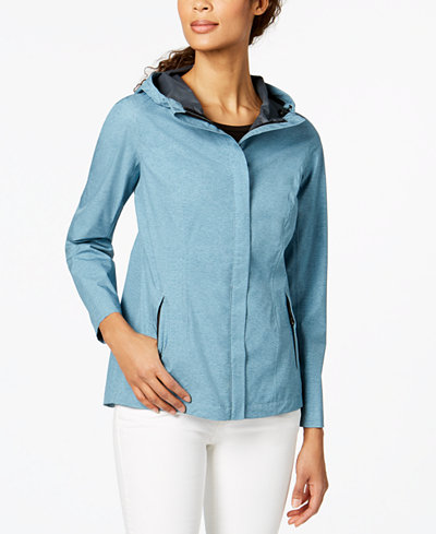 32 Degrees Hooded Waterproof Breathable Raincoat