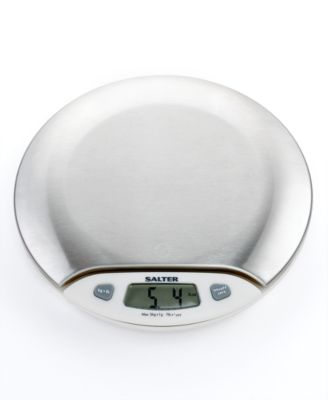 martha stewart collection digital kitchen stainless steel scale created for macyu0027s