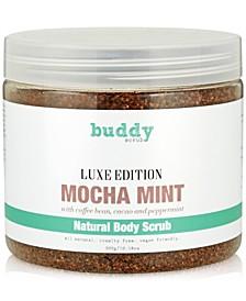 Mocha Mint Natural Body Scrub, 10.58-oz.
