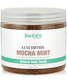 Buddy Scrub Mocha Mint Natural Body Scrub, 10.58-oz.