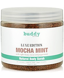 buddy scrub Mocha Mint Natural Body Scrub, 10.58-oz.
