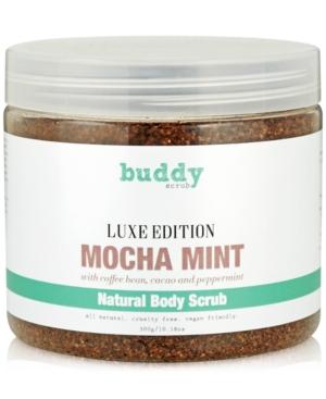Buddy Scrub Mocha Mint Natural Body Scrub 1058oz