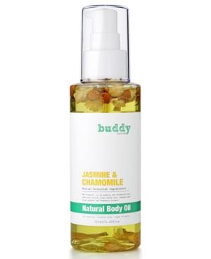 Buddy Scrub Jasmine  Chamomile Natural Body Oil 423 fl oz