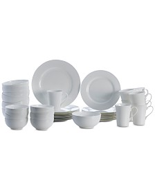 Mikasa Del Ray 40-Pc. Dinnerware Set, Service For 8