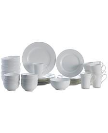 Mikasa Del Ray 40-Pc. Dinnerware Set, Service For 8