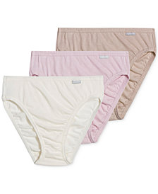 Jockey Elance French Cut Brief 3 Pack 1487