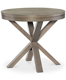 Highline Round End Table