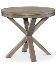 Rachael Ray Highline Round End Table